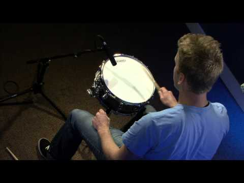 Tuning Your Snare Drum