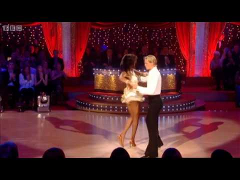 Alesha and Matthew's Cha-Cha-Cha - Strictly Come Dancing - BBC