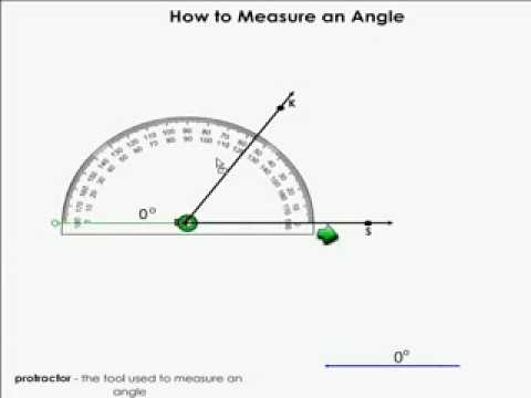 Measuring an Angle