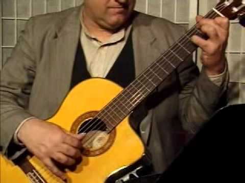Classical Guitar Lesson - 120 Finger Picking Excercises For The Right Hand By Mauro Guiliani #5