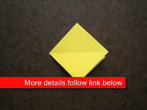 How to Fold Origami Simple Fox - OrigamiInstruction.com