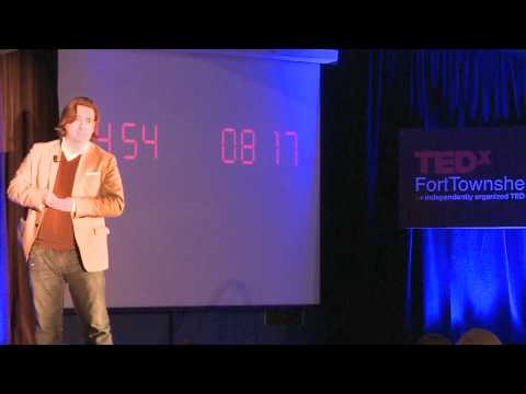 TEDxFortTownshend-Dan Meades-Time To End Poverty