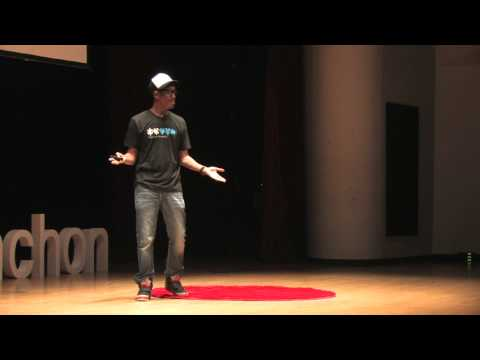 Failing your way to success: LeSean Thomas at TEDxSinchon