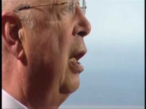 "Klaus Schwab on ""The Leaders"" on CNBC Europe"