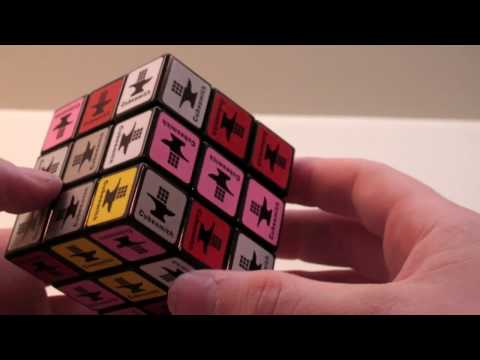 How to Solve a 3x3x3 Super Cube/Picture Cube