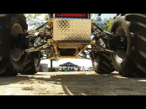 Wreckreation Nation - Lawnmower Racing *