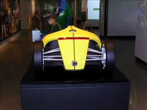 Super Bee Concept Car at Gallery at One Market