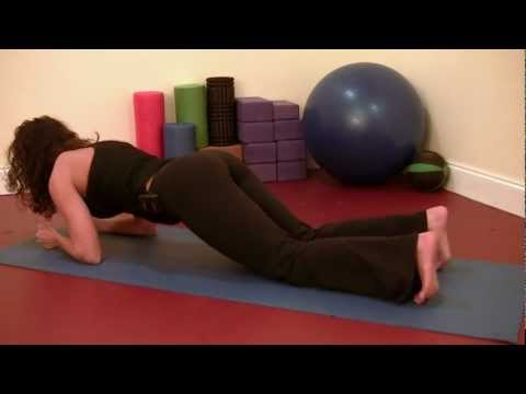 Yoga Workout for Core & Abs, Home Exercise Fitness Routine, Total Wellness Austin