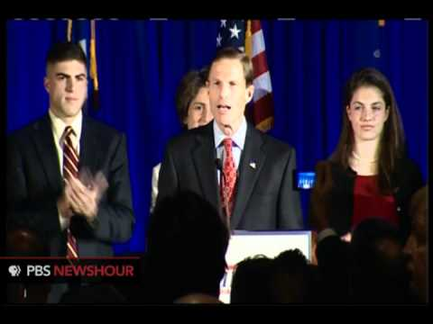 Blumenthal Beats McMahon for CT Senate Seat