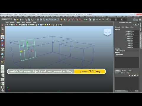 How to design 3D modular elements | lynda.com tutorial