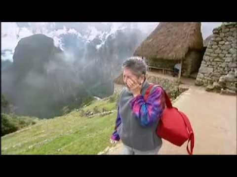 See Machu Picchu - Things to do before you die  - BBC