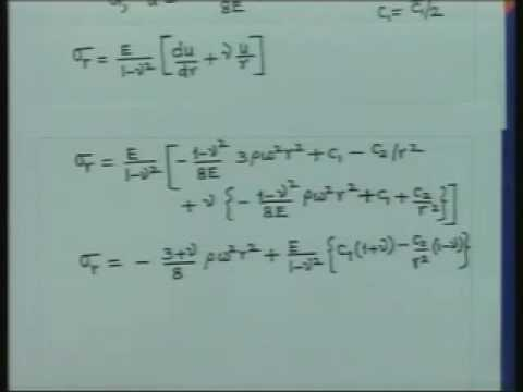 Lecture - 15 Advanced Strength of Materials