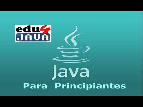 Tutorial 1 Programacion Java Primer programa, con Eclipse en Español. Como programar en java 1