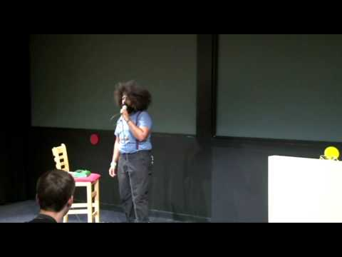 Musicians@Google: Reggie Watts