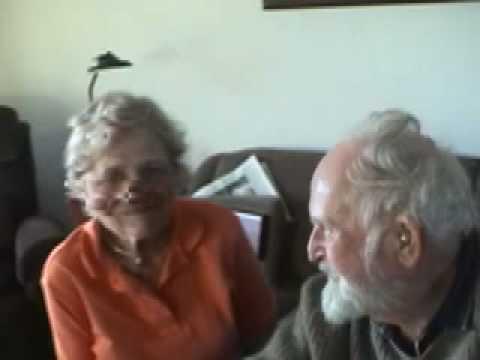 Joyce & Harry Peterzell, Bob & Dorothy Sewell 2003