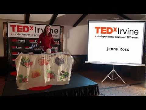 Jenny Ross - TEDxIrvine - Getting More of the Good Stuff