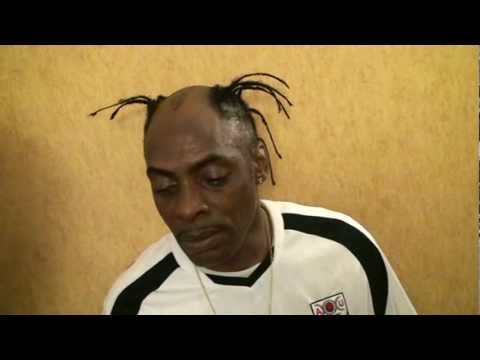 Interview with Coolio at the Mobile Beat Show Las Vegas 2010