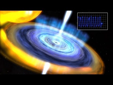 NASA | RXTE Detects 'Heartbeat' Of Smallest Black Hole Candidate