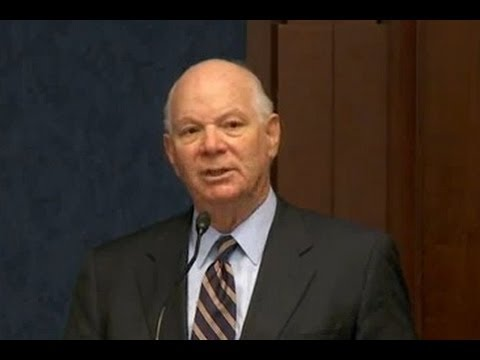 "Senator Ben Cardin (D-MD)'s Remarks at ""Toward a Democratic Russia"""