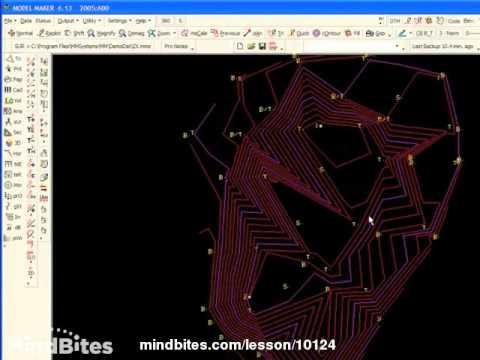 Model Maker Intro Course Session 14: Triangle break line editing