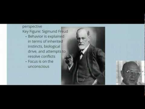 Introduction to Psychology Lecture 1 Part 2