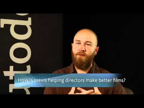 Interview with Justin Denton, Previs Supervisor, Halon (Part 1 of 2)