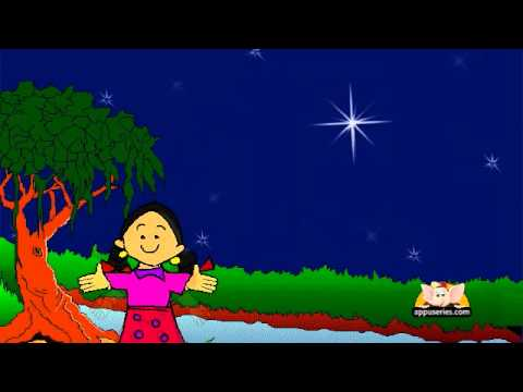 Twinkle Twinkle Little Star - Nursery Rhyme