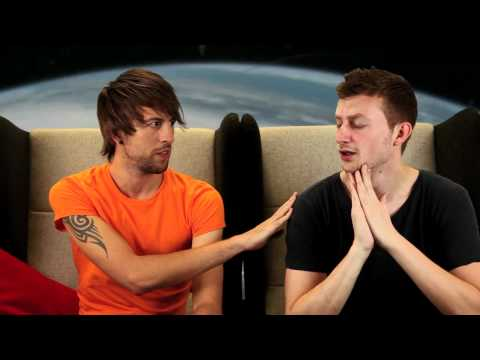 Sci-Fi Becomes REAL! Liam's Brain Hurts! YouTube Space Lab with Liam and Brad