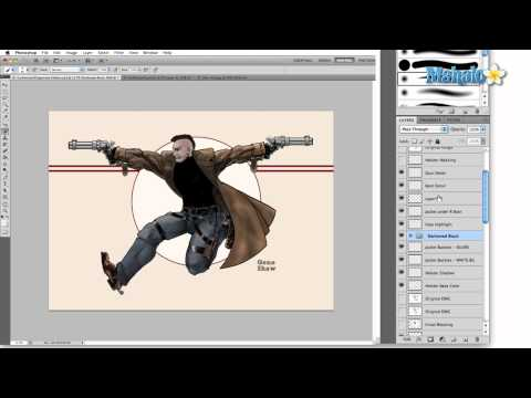 Learn Adobe Photoshop - Beginner Tip 2: Organization