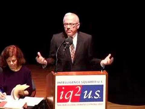 Domestic Surveillance Debate - Bob Barr (3 of 12)