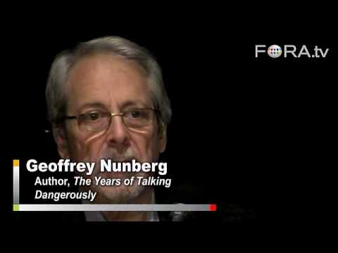 The Semantics of Torture - Geoffrey Nunberg