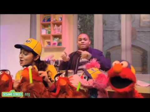 Sesame Street: Go Chickens song