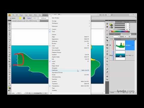 Illustrator: Introducing Pathfinder operations | lynda.com
