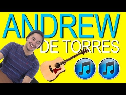 How Were You Able to Play Your First Tours - Andrew de Torres