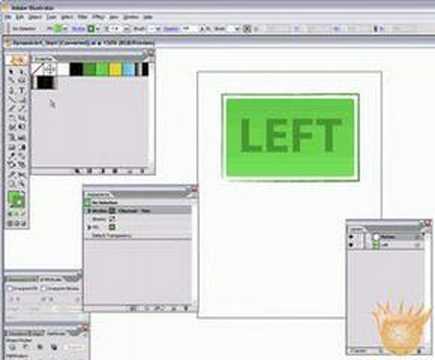 Dynamic Art in Adobe Illustrator! Video Tutorial