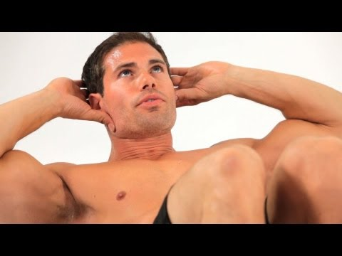 How to Do a Crunch | Home Ab Workout for Men