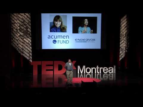 TEDxMontreal - Mike Grandinetti - The Entrepreneurial Renaissance