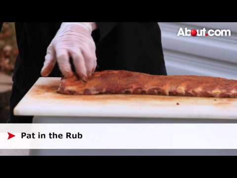 How to Make Spare Rib Rub