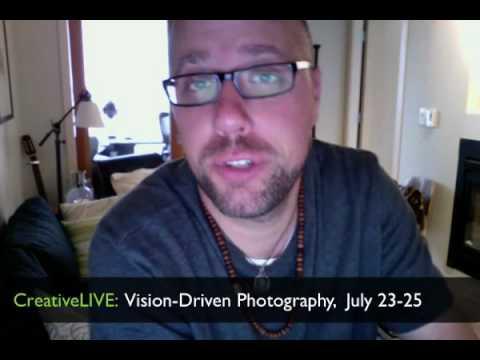 Join David duChemin in Seattle July 23-25, 2010