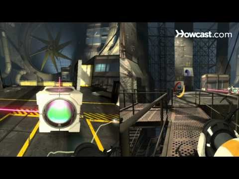 Portal 2 Co-op Walkthrough / Course 2 - Part 8 - Room 08/08