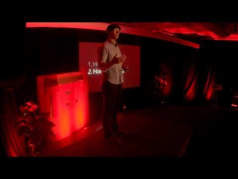 TEDxHultBusinessSchoolSF - Dan Hou - Why Action is More Valuable Than Ever