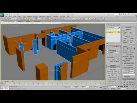 Working with AutoCAD Files - Part 2 - Importing to 3ds Max
