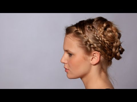 Braid Hairstyles: How to Do a Braid like Drew Barrymore