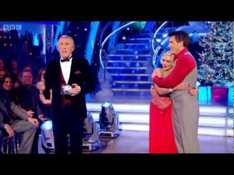 Festive Gifts!  Day 6 - John Barrowman on Strictly Come Dancing - BBC