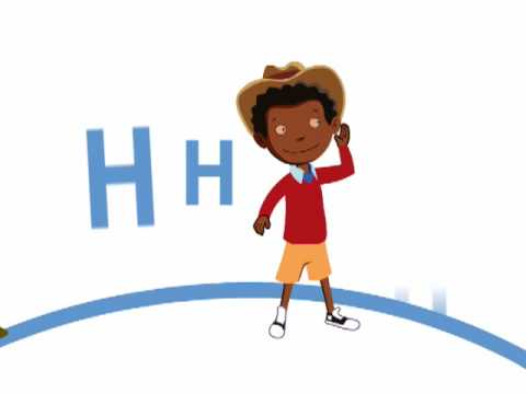 H Song - Hooked on Phonics Learn to Read Kindergarten