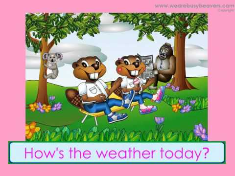 The Weather - Early Childood Education