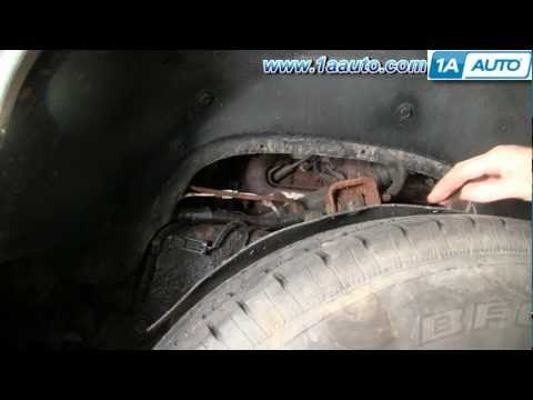 How To Install Replace Spark Plugs GMC Chevy Vortec 5700 1AAuto.com
