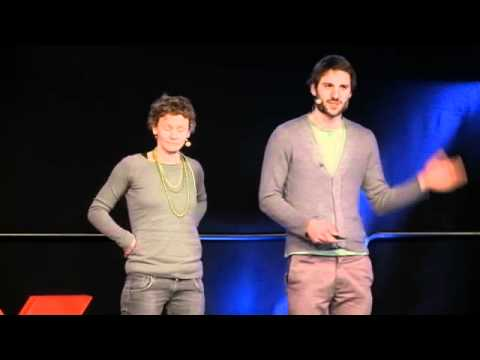 "TEDxBerlin 11/21/11 - mischer'traxler ""The idea of a tree"""
