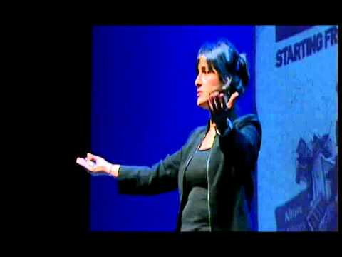 TEDxAthens - Elena Panaritis - Property Rights, Building Trust