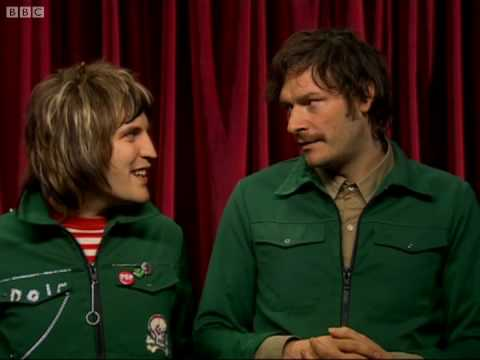 Tricky subject of death - The Mighty Boosh - BBC
